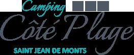 Camping Saint Jean de Monts 3 étoiles Côté Plage