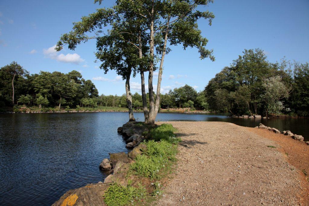 Photo d\'un parc de loisirs à Challans