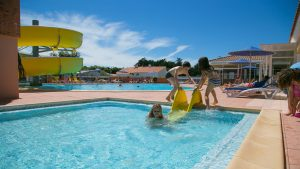 photo camping saint jean de monts vendee la pataugeoire enfants