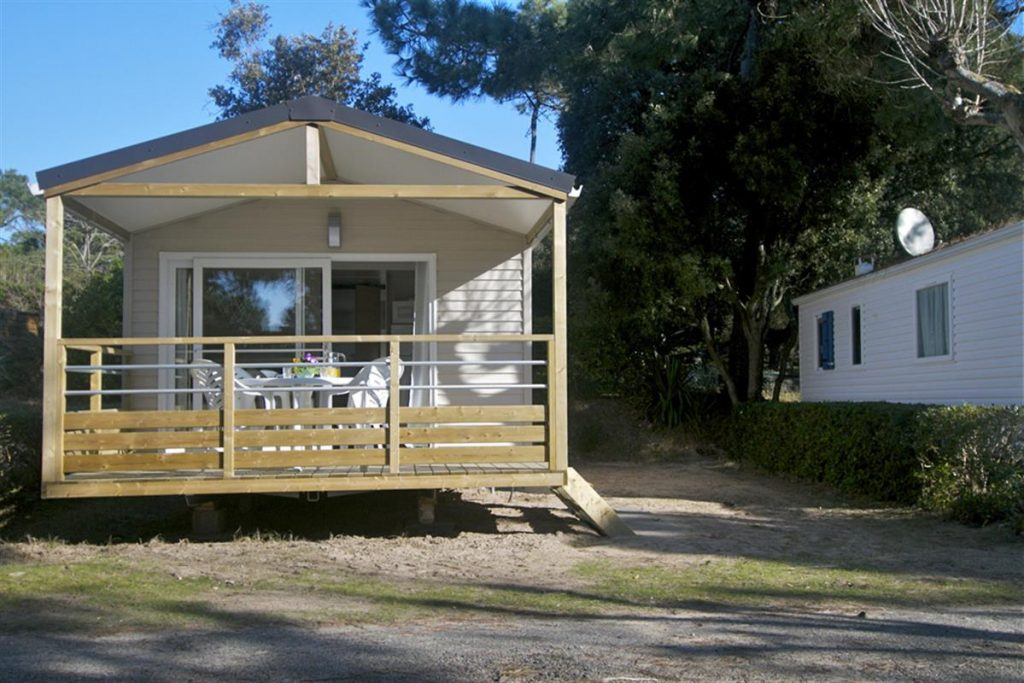 photo camping saint jean de monts vendee location mobil home Ludisia