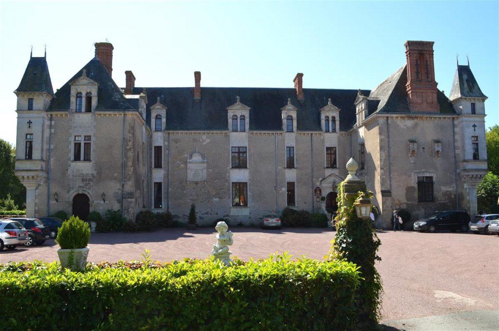 Photo du chateau de la verie à Challans