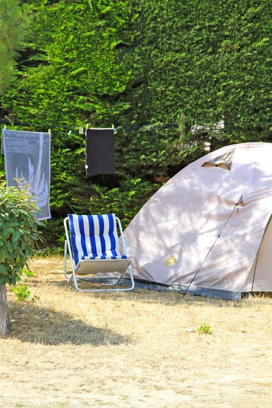 photo camping saint jean de monts vendee emplacement tente