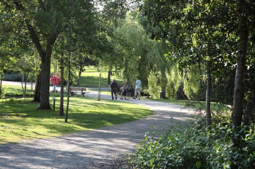 Photo d\'un parc à Challans en Vendée, proximité camping Côté Plage