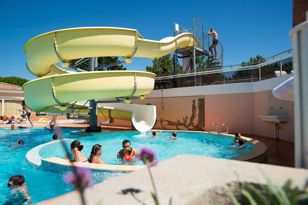 photo camping saint jean de monts vendee piscine chauffee